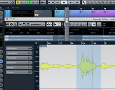 Five Audio Editing Tips for Cubase