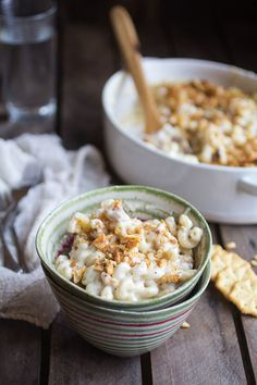 Brie mac-n-cheese