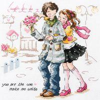 Smile Day pattern by SODA Stitch (SO-391)