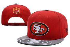 13f3b8a2064 Top NFL San Francisco 49ers Snapback Hat H140704022