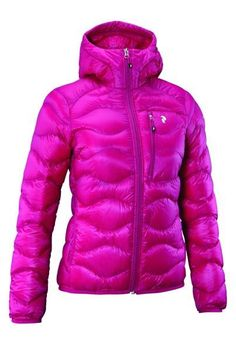 Peak Performance Whelium Womens Down Jacket With Hood a8860f84e0d