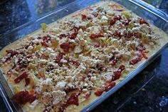 Joy's Hope: Old skool week- make ahead brunch bake