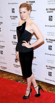 Amy Adams at The Independent Film Project's 22nd Annual Gotham Independent Film Awards