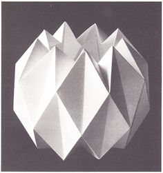 Ernst Röttger, From the series Das Spiel mit den bildnerischen Mitteln, 1964