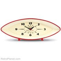 Classic '50's space age clock