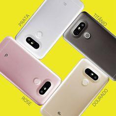 Smartphone LG G5 SE Android 6.0 Tela 5.3'' 32GB 4G Câmera 16MP - Dourado - Americanas.com