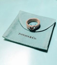 Tiffany & Co. Mesh ring. Get the lowest price on Tiffany & Co. Mesh ring and other fabulous designer clothing and accessories! Shop Tradesy now