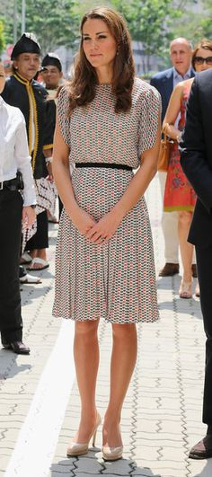 Kate Middleton Photo - The Duke And Duchess Of Cambridge Diamond Jubilee Tour - Day 2