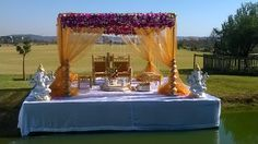 Heartfelt congratulations to Mr & Mrs Neilan & Niritika Naidoo who tied the knot in traditional style this weekend at Tintswalo at Waterfall! Happily Ever After, Perfect Place, Knot, Congratulations, Waterfall, Traditional, Outdoor Decor, Style, Swag