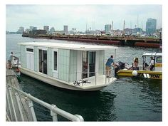 MetroShip Reinvents the Houseboat - Again!