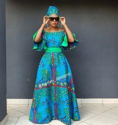 👗@nedim_designs  ☎️ +27829652653 Ankara Dress Styles, African Print Dresses, African Prints, African Fashion Dresses, African Dress, African Attire, African Wear, African Women, Latest Ankara Short Gown