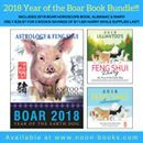 2018 Boar Book Bundle Now Available!  The BOAR in 2018 must compensate for its weak life force and spirit and spirit essence by wearing powerful energy amulets and seed syllables that bring the vitality and vigour needed to jump start your inner lung ta, which is strong. Best is the OM pendant to jump start good fortune. This brings SUCCESS chi energy your way and will augment the powerful winds of victory brought by the #1 star of the feng shui chart. This is year when going for a series of…