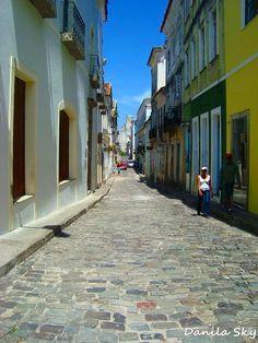 Salvador de bahía. Brazil