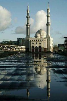 Mosquée Rotterdam Pays Bas