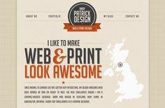 Website Design - Hierachy