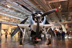 Grumman TBM-3E Avenger. Hangar Deck. Luis MC Intrepid Museum, Fighter Jets, Avengers, Aircraft, Deck, Aviation, Front Porches, The Avengers, Planes