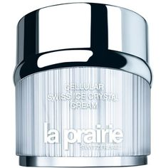 La Prairie Cellular Swiss Ice Crystal Cream featuring polyvore, beauty products, skincare, face care, face moisturizers, beauty, no color, la prairie and face moisturizer