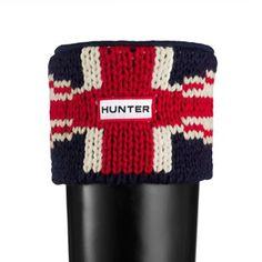 Hunter - Original Brit Cuff Welly Socks