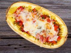 échalote, épice, courge spaghetti, beurre, viande hachée, carotte, gruyère râpé