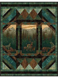 Aspen... Nature Quilt Kit