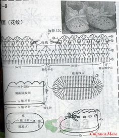 Amazing Picture of Baby Booties Crochet Pattern Crochet Shoes Pattern, Booties Crochet, Crochet Slippers, Baby Booties, Crochet Baby Sandals, Crochet Baby Clothes, Cute Crochet, Beautiful Crochet, Magazine Crochet