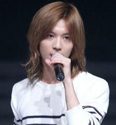 beautiful Long hair male