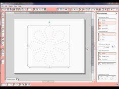 Silhouette Design Edition - The Rhinestone Tool - YouTube