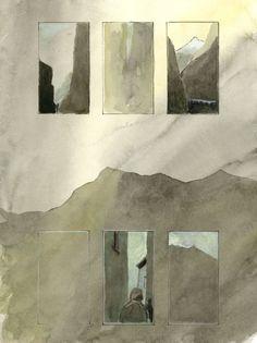 Simplon Gondoschlucht Abstract, Artwork, Pictures, Summary, Work Of Art, Auguste Rodin Artwork, Artworks, Illustrators
