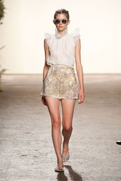 Honor at New York Fashion Week Spring 2013 - StyleBistro