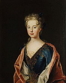 Anna Leszczyńska (1699–1717) was a Polish noblewoman and princess as daughter of King Stanisław. Her sister, Maria Leszczyńska, who later became Queen of France as the wife of Louis XV, was their father's favorite. Anna died of pneumonia aged 18. Many doctors, called to her bedside by her father, likely accelerated her death, multiplying the purges and bleeding. Devastated by her death, the king ordered Maria to never again speak Anna's name.