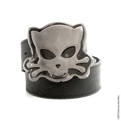 Outlaw Kitty Belt Buckle by Outlaw Kritters #petjewelry #cat #outlawkritters www.outlawkritters.com