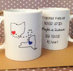Long distance relationship gift
