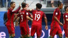 New Zealand 0-4 Portugal: Ronaldo & Co. cruise