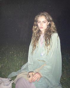 Aliyah Galyautdinova Daily Pretty People, Beautiful People, 40s Mode, Moda Punk, Photographie Portrait Inspiration, Estilo Hippie, Aesthetic Hair, Foto Pose, Pretty Face