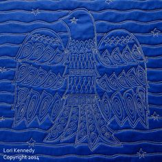 The Eagle-Free Motion Quilting