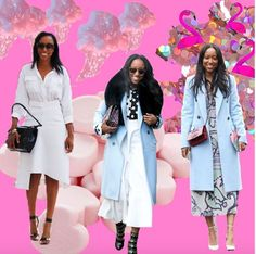 Shiona Turini's style is so cool and colourful! Read all about her style and career at gbemigirl.com!