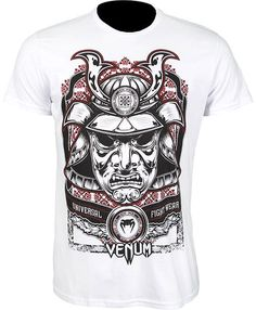 venum-samurai-mask-shirt-white