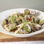 Clams with Pasta and Chilli (Vognole) – 5:2 Fast Diet Recipes