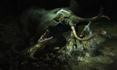 Discover The Art of Jama Jurabaev, a Senior concept artist at ILM from Tajikistan. He& a professional Concept Artist, Illustrator and a Mattepainter curre Art And Illustration, Jama Jurabaev, Concept Art World, Old Paintings, Beautiful Paintings, Creature Concept, Animal Wallpaper, Guardians Of The Galaxy, Best Artist