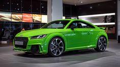 2016 Audi TT RS Exterior