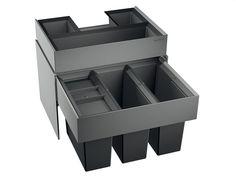 Blanco Select 60/3 Orga Einbau Abfallsammler: Amazon.de: Küche & Haushalt