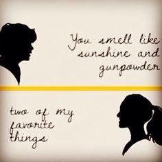 Sunshine and gunpowder