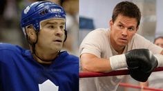 Mark Wahlberg challenges Tie Domi to friendly boxing match