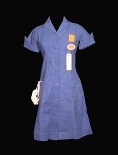 Nurse Uniform. 1945