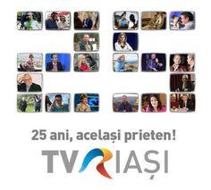 TVR Iasi – 25 de ani de televiziune regionala Photo Wall, Frame, Home Decor, Picture Frame, Photograph, Decoration Home, Room Decor, Frames, Home Interior Design