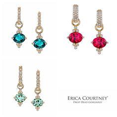 Pick a stone, any stone... Can you guess what they are? 💎💎 #dropdeadgorgeous  #ericacourtney  #jewelrystateofmind  #lovegold #luxury #luxurybyjck #jewelry #jewelrydesign #jewels #diamond #diamonds #custom #love #stunning #beautiful #color #finejewelry #highendjewels  #losangeles #gemstones #blingbling #wow #diamondjewelry #instajewels #diamondsareagirlsbestfriends #wishlist #sparkle