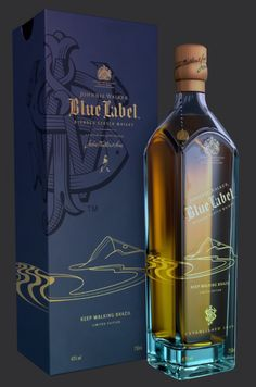 Johnnie Walker Blue Label Brazil