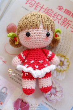 Blog sobre crochet, tricot e outros artesanatos