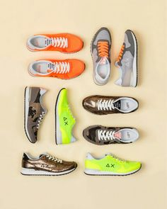 Running Shoes SUN68 SS16 #SUN68 #runningshoes #SUN68RunningShoes #RunFasterThanYouCan Shoe Image, Ss16, Shoe Collection, Camo, Running Shoes, Your Style, Sneakers, Outdoor, Fashion