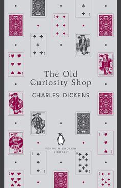 The Old Curiosity Shop by Charles Dickens (£5.99)